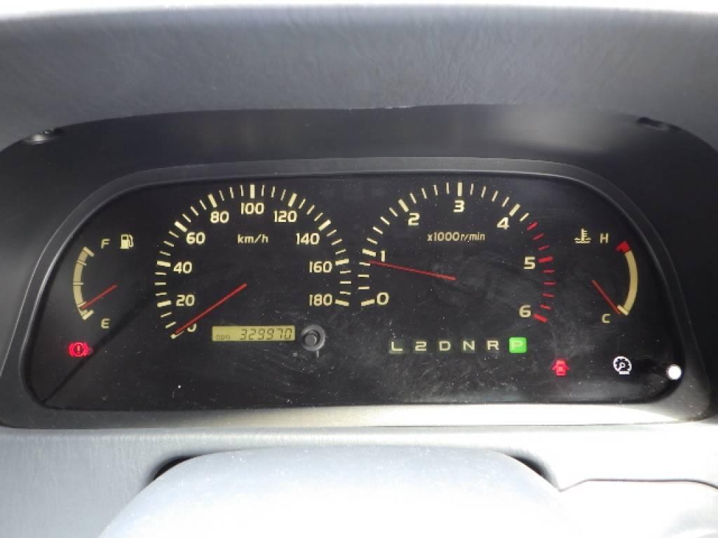 Used 1999 AT Toyota Land Cruiser Prado KZJ95W Image[12]