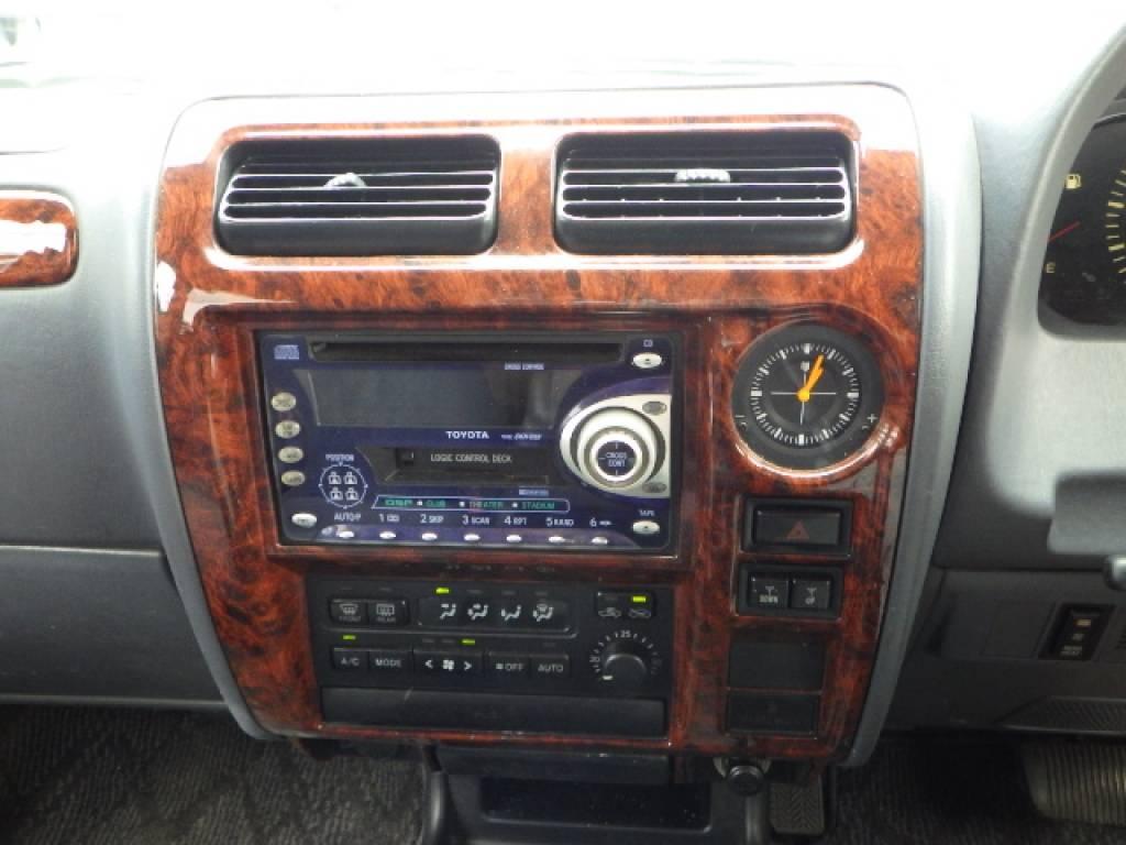 Used 1999 AT Toyota Land Cruiser Prado KZJ95W Image[13]