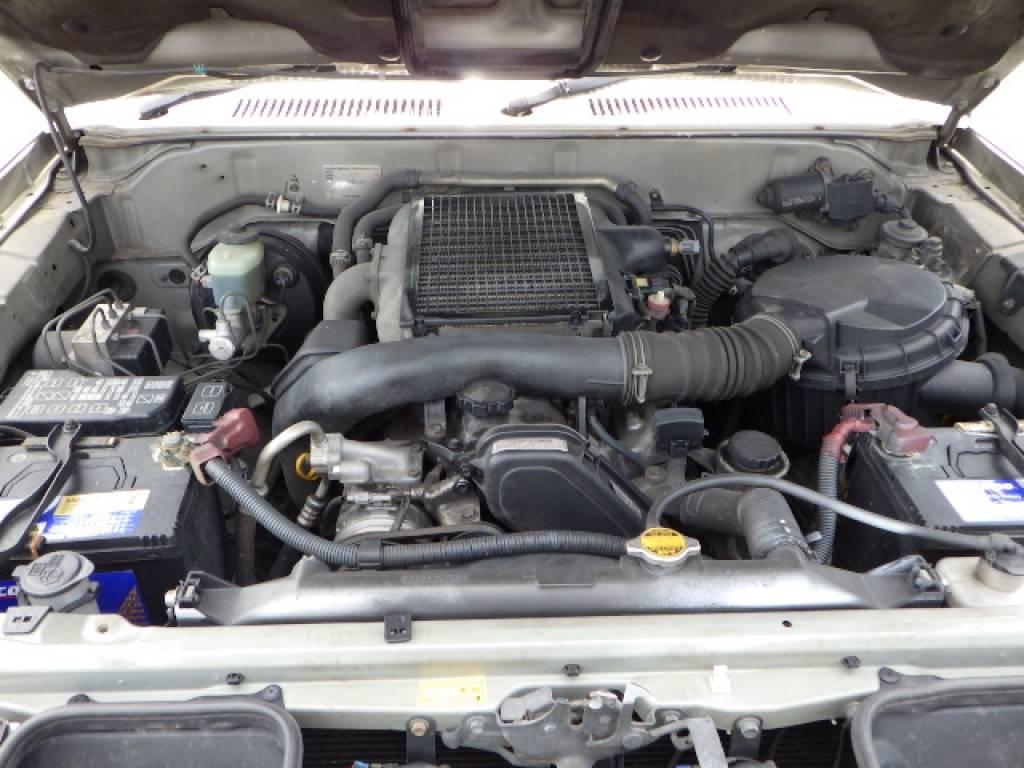 Used 1999 AT Toyota Land Cruiser Prado KZJ95W Image[16]