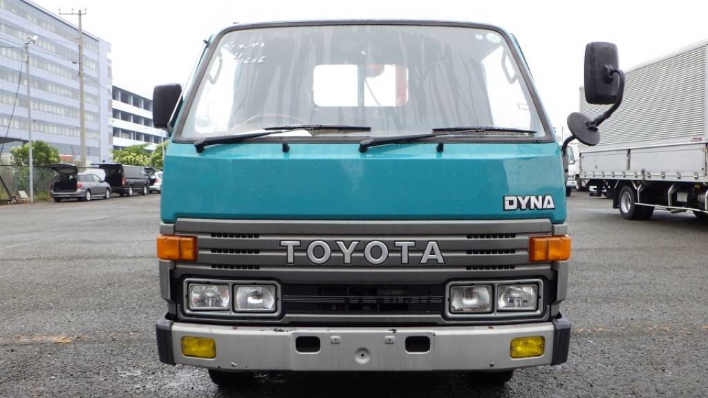 Used 1991 MT Toyota Dyna Truck LY61 Image[1]