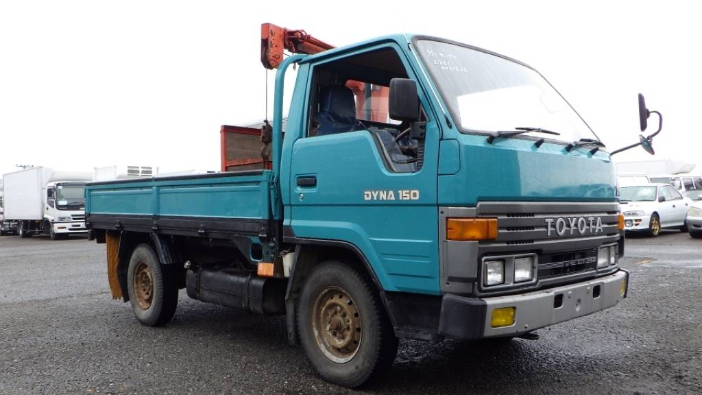 Used 1991 MT Toyota Dyna Truck LY61 Image[2]