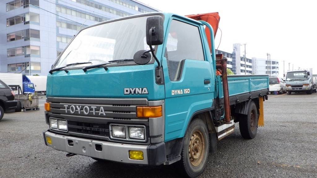 Used 1991 MT Toyota Dyna Truck LY61 Image[3]