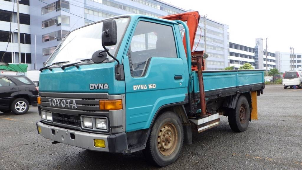 Used 1991 MT Toyota Dyna Truck LY61 Image[4]