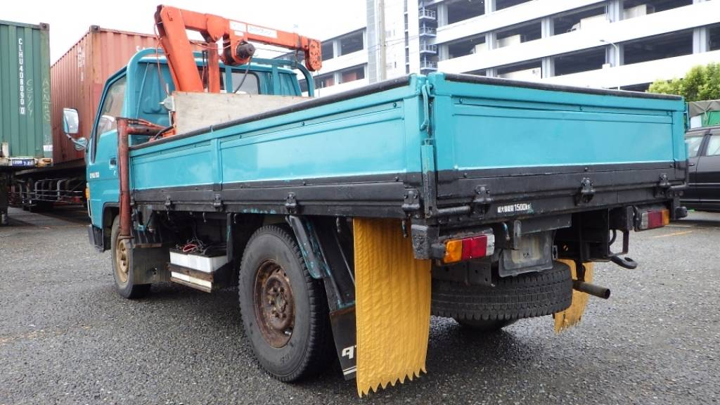 Used 1991 MT Toyota Dyna Truck LY61 Image[6]