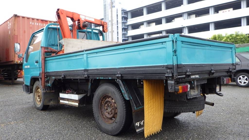 Used 1991 MT Toyota Dyna Truck LY61 Image[7]
