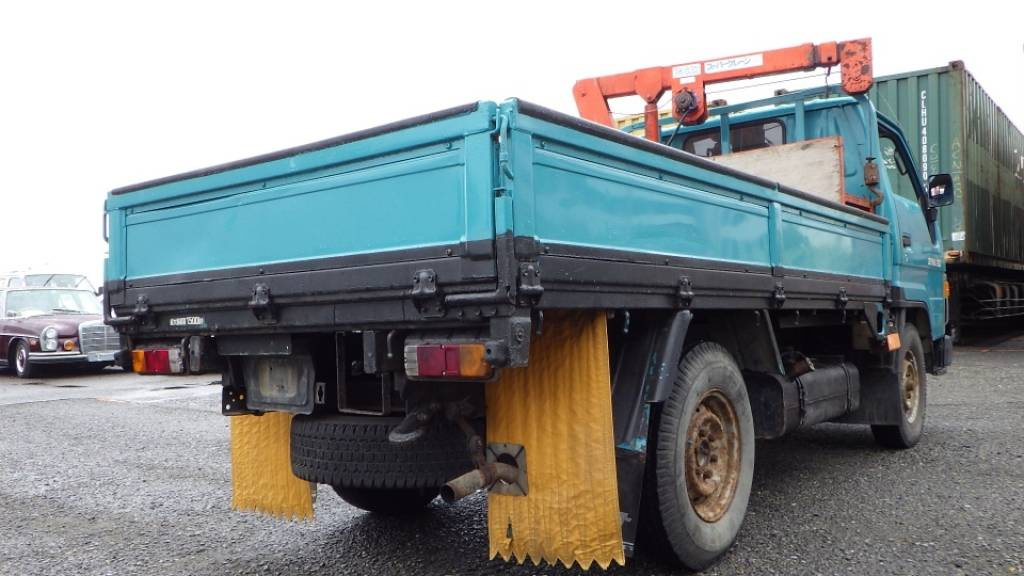 Used 1991 MT Toyota Dyna Truck LY61 Image[8]