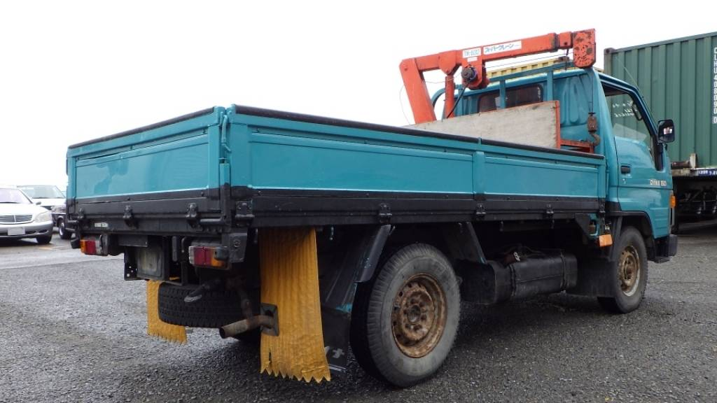 Used 1991 MT Toyota Dyna Truck LY61 Image[9]