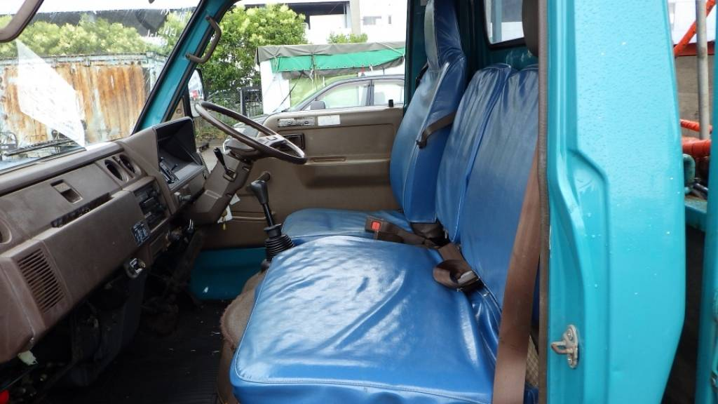 Used 1991 MT Toyota Dyna Truck LY61 Image[12]