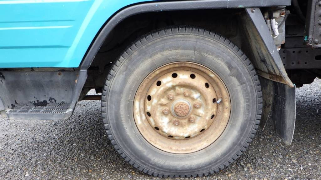 Used 1991 MT Toyota Dyna Truck LY61 Image[25]