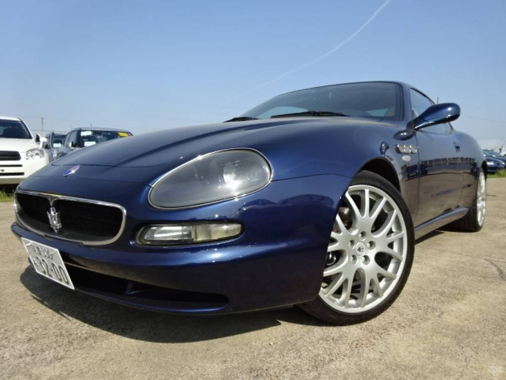 Used 1999 AT Maserati 3200GT 338 Image[0]