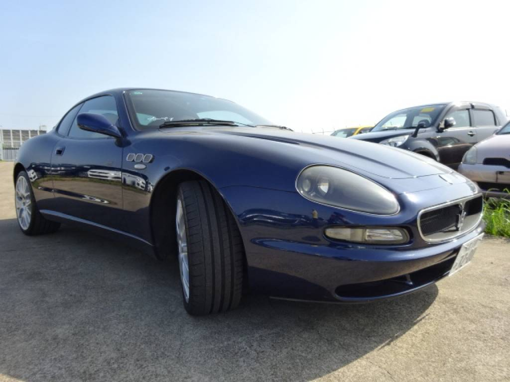 Used 1999 AT Maserati 3200GT 338 Image[1]