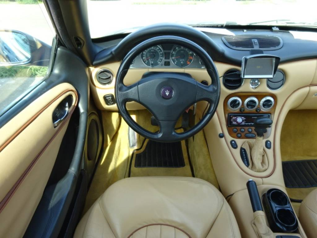 Used 1999 AT Maserati 3200GT 338 Image[21]