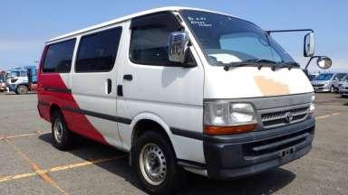 2003  Toyota Hiace Van RZH112V