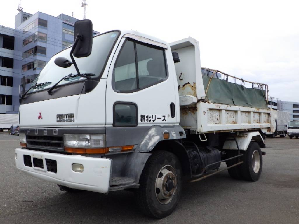 Used 1998 MT Mitsubishi Fuso Fighter Mignon FH217CD