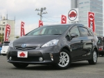 2011 CVT Toyota Prius alpha DAA-ZVW41W