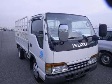 2000  Isuzu Elf Truck NKR66EA