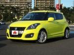 2013 MT Suzuki Swift CBA-ZC32S