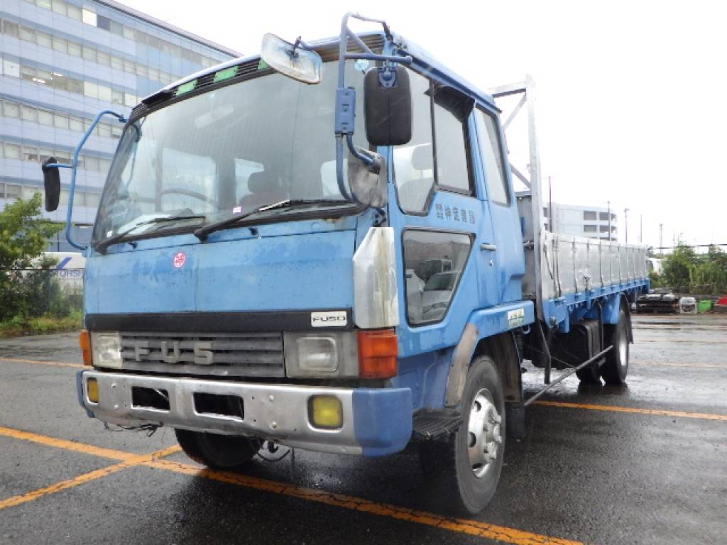 Used 1988 MT Mitsubishi Fuso Fighter FK417HZ Image[4]
