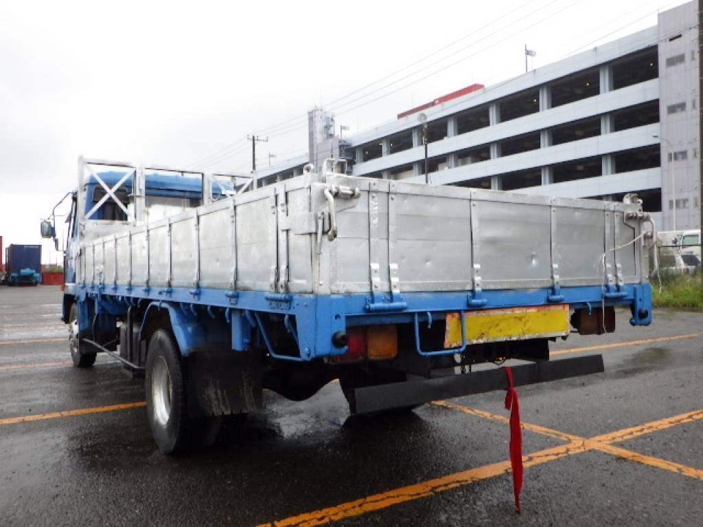 Used 1988 MT Mitsubishi Fuso Fighter FK417HZ Image[5]