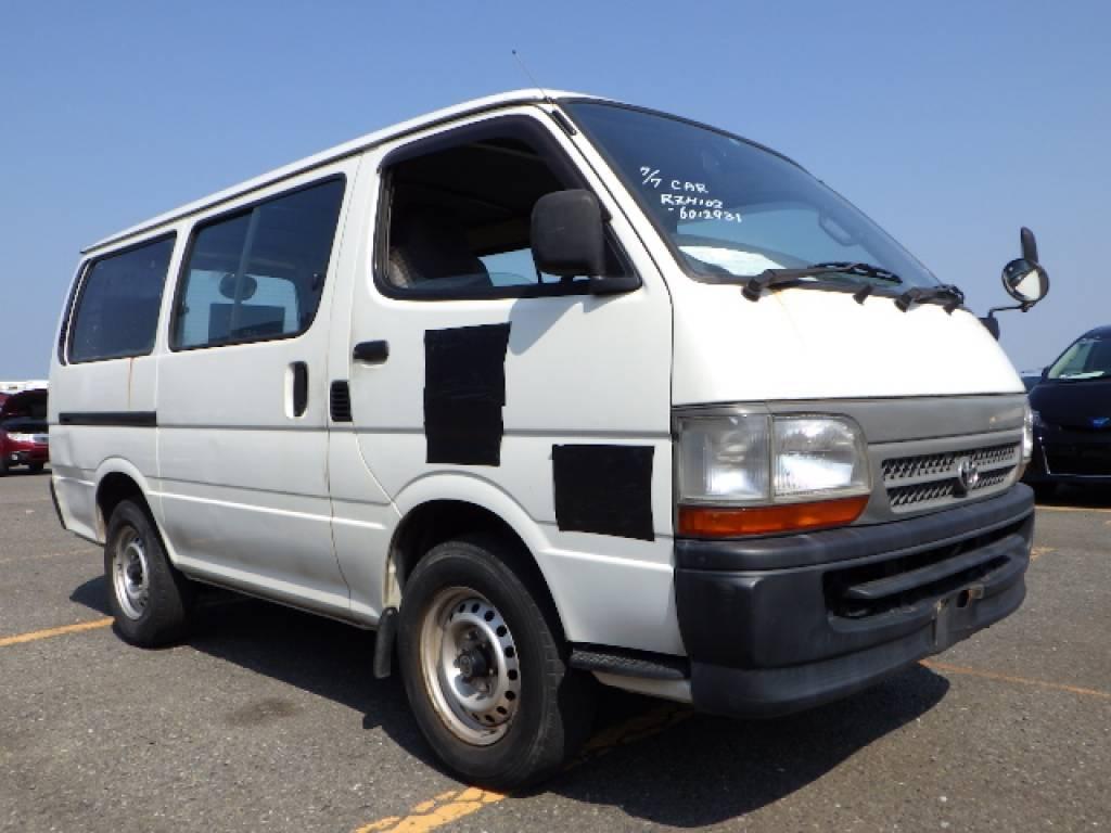 Used 2003 AT Toyota Hiace Van RZH102V Image[1]