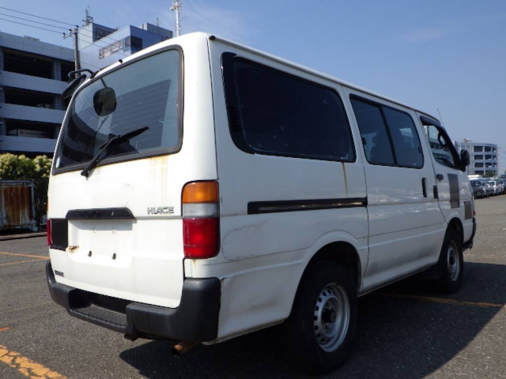 Used 2003 AT Toyota Hiace Van RZH102V Image[2]