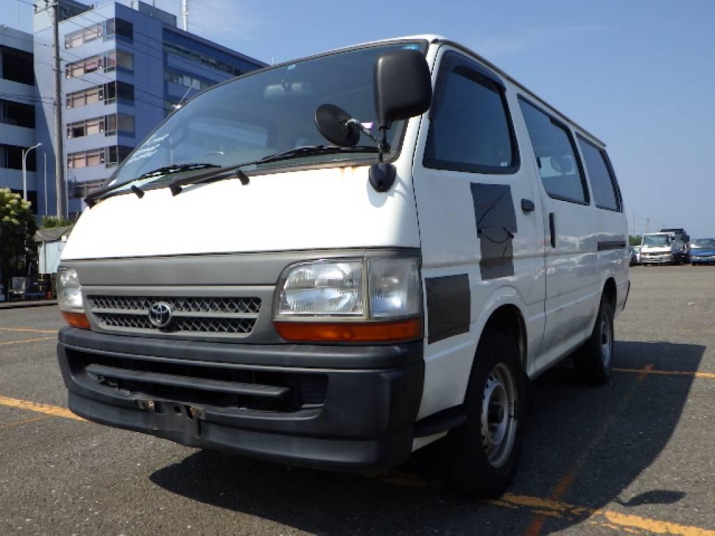 Used 2003 AT Toyota Hiace Van RZH102V Image[4]