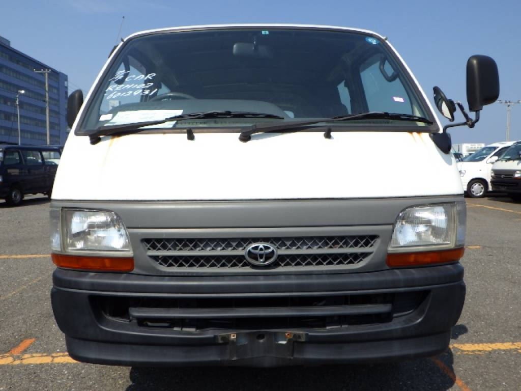 Used 2003 AT Toyota Hiace Van RZH102V Image[8]