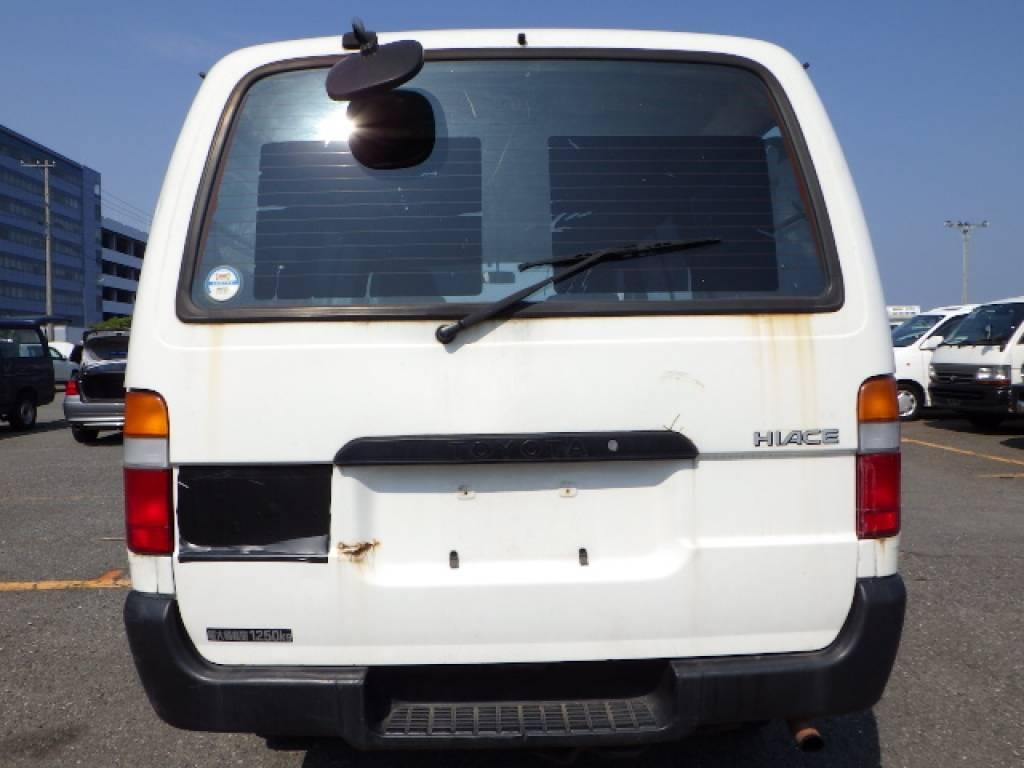 Used 2003 AT Toyota Hiace Van RZH102V Image[9]