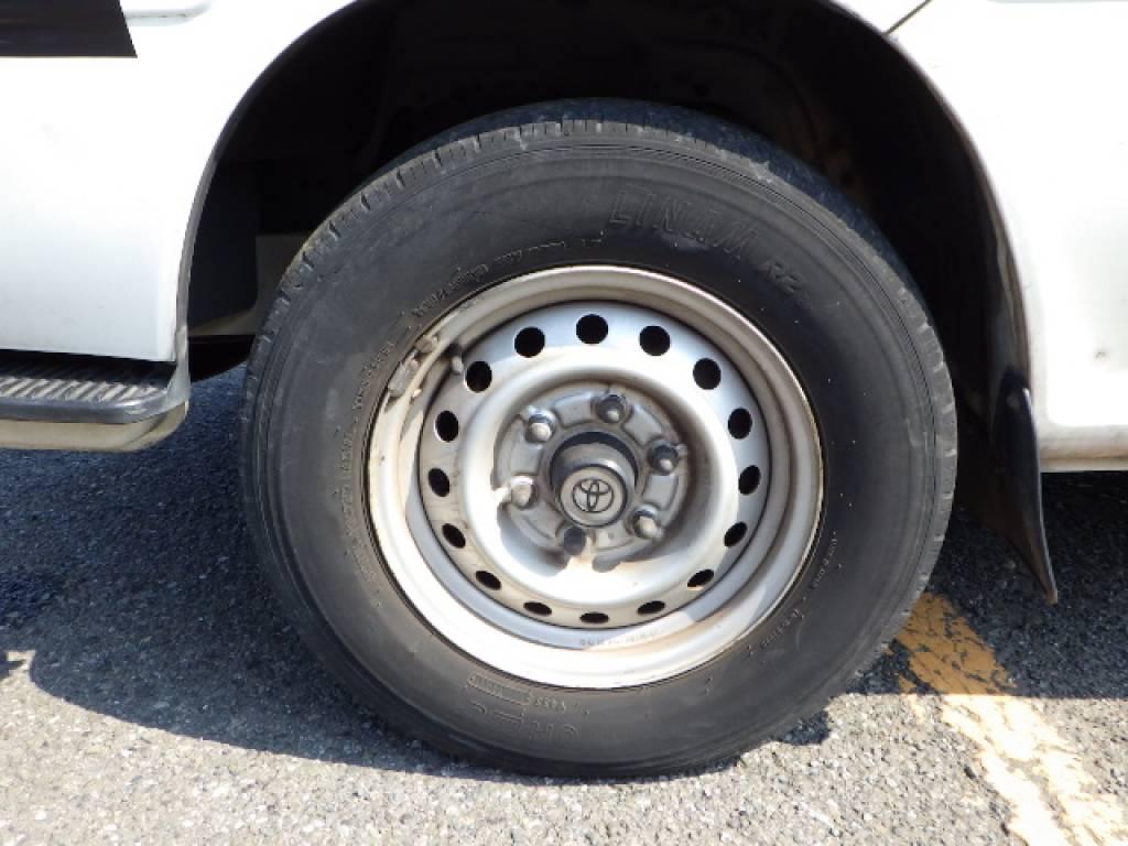 Used 2003 AT Toyota Hiace Van RZH102V Image[22]