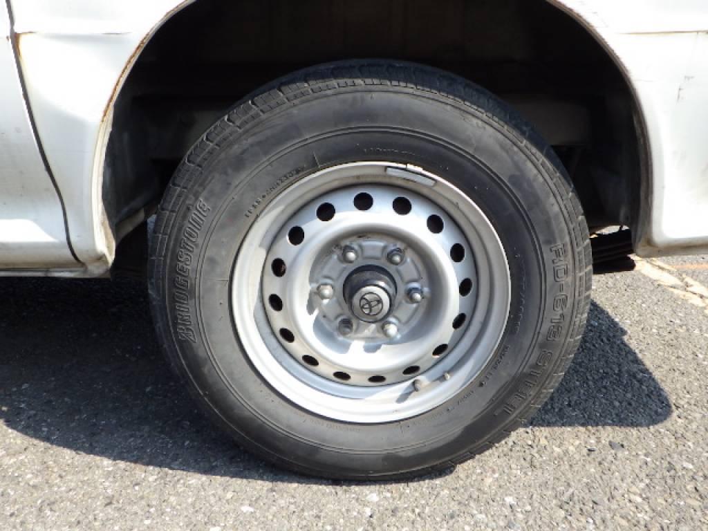 Used 2003 AT Toyota Hiace Van RZH102V Image[23]