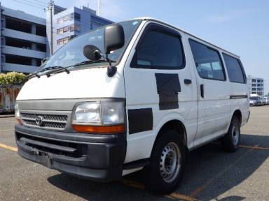 2003 AT Toyota Hiace Van RZH102V