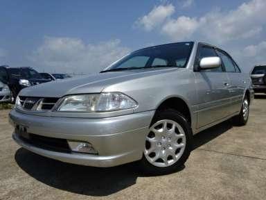 1998 AT Toyota Carina AT211