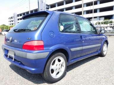 1998 MT Peugeot 106 S2S