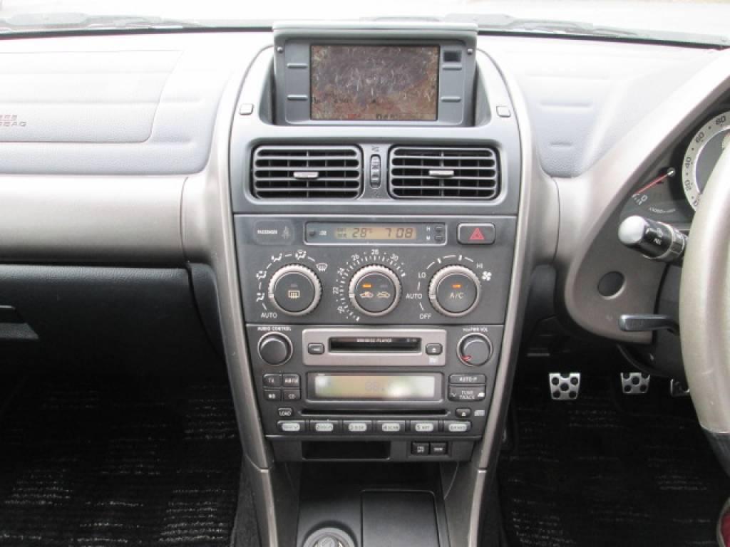Used 2001 MT Toyota Altezza SXE10 Image[12]