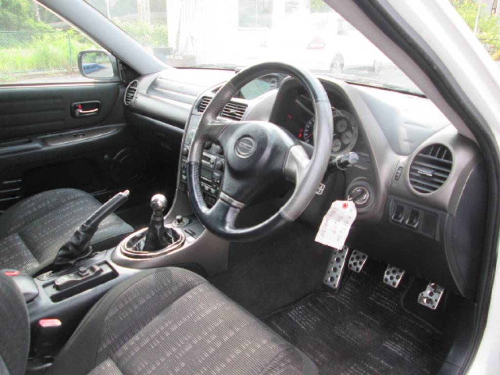 Used 2001 MT Toyota Altezza SXE10 Image[25]