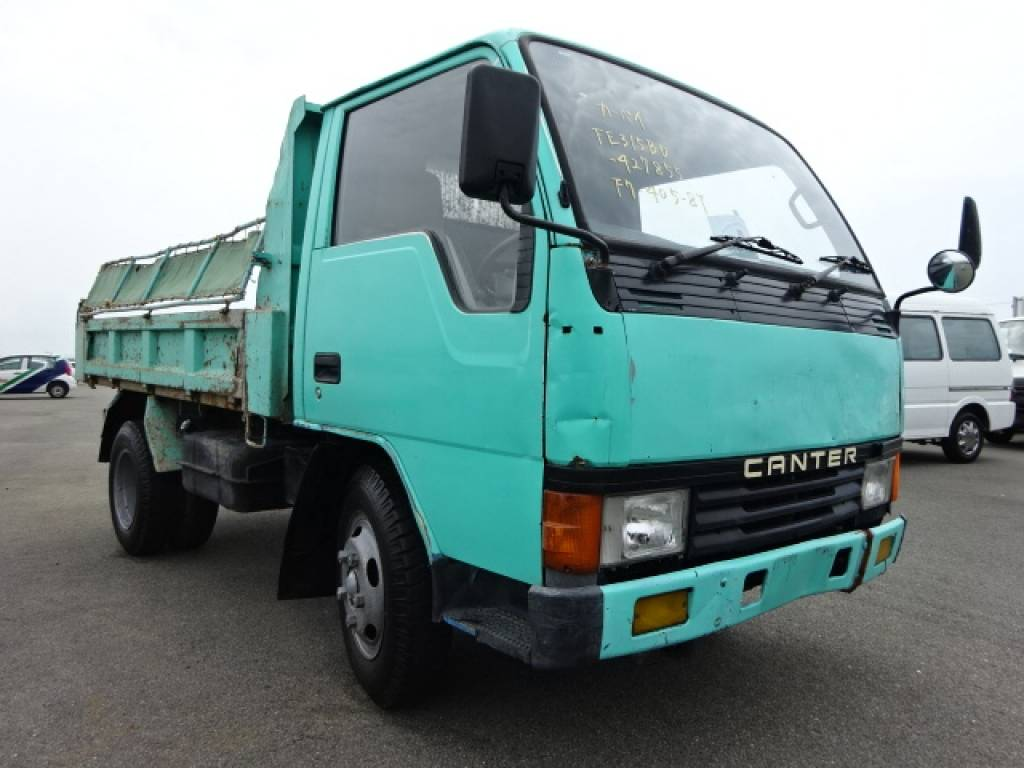 Used 1989 MT Mitsubishi Canter FE315BD