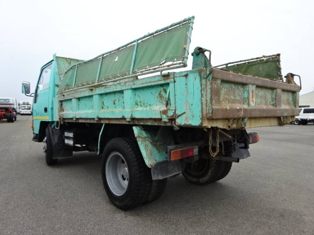 Used 1989 MT Mitsubishi Canter FE315BD Image[1]