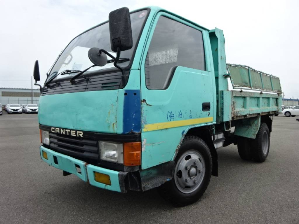 Used 1989 MT Mitsubishi Canter FE315BD Image[2]