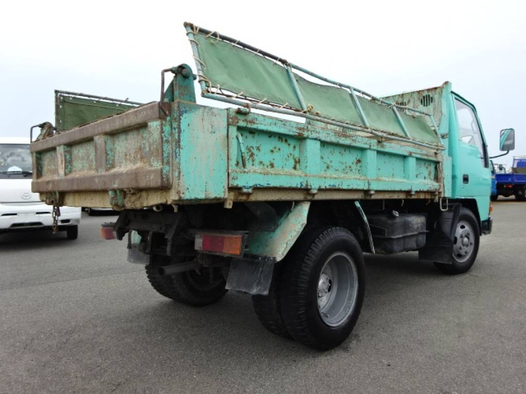 Used 1989 MT Mitsubishi Canter FE315BD Image[3]