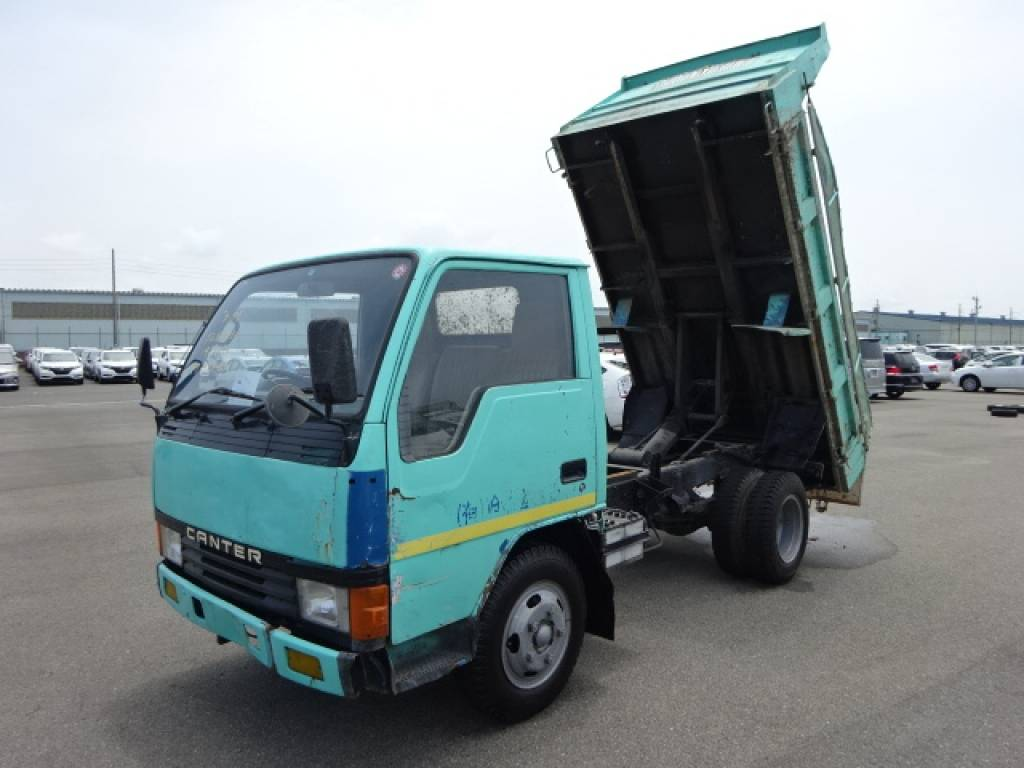 Used 1989 MT Mitsubishi Canter FE315BD Image[4]