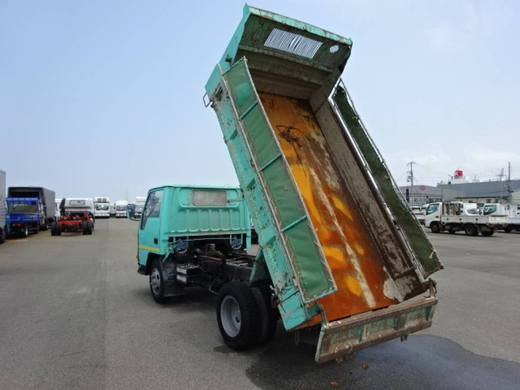 Used 1989 MT Mitsubishi Canter FE315BD Image[5]