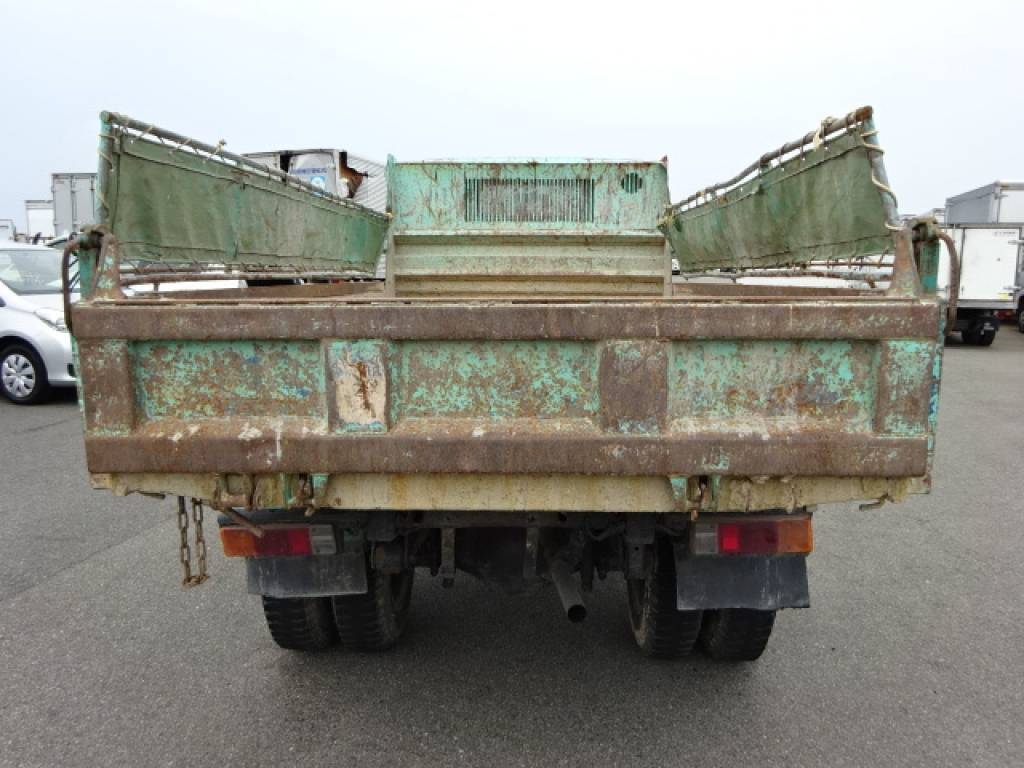 Used 1989 MT Mitsubishi Canter FE315BD Image[8]