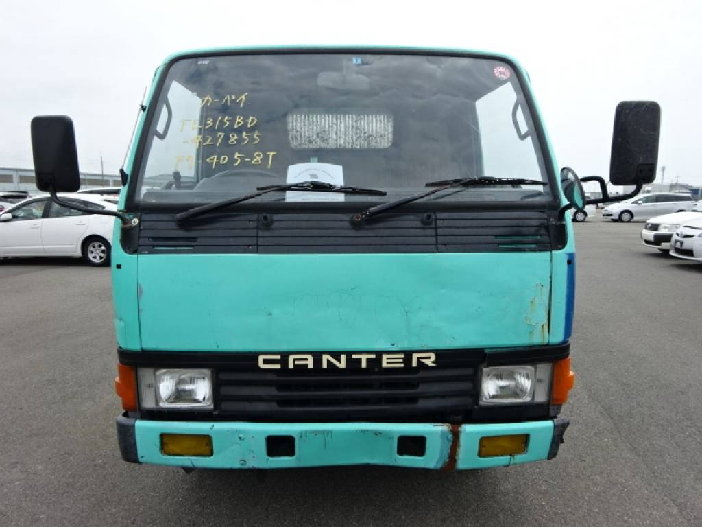 Used 1989 MT Mitsubishi Canter FE315BD Image[9]