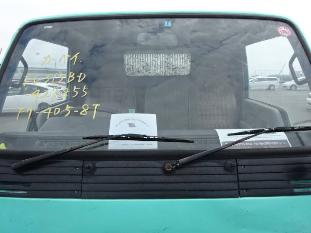 Used 1989 MT Mitsubishi Canter FE315BD Image[10]