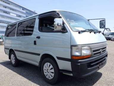 2001  Toyota Hiace Van RZH102V