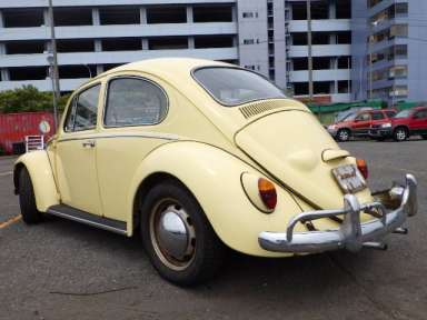 1997  Volkswagen Beetle 3VWZZZ