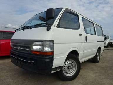 2004  Toyota Hiace Van TRH102V