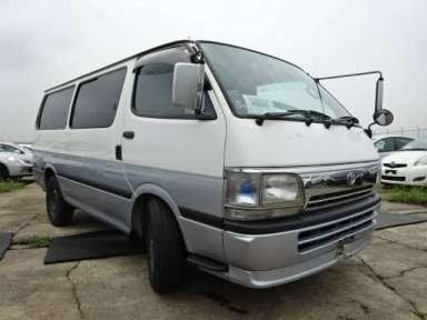 1997  Toyota Hiace Van LH113V