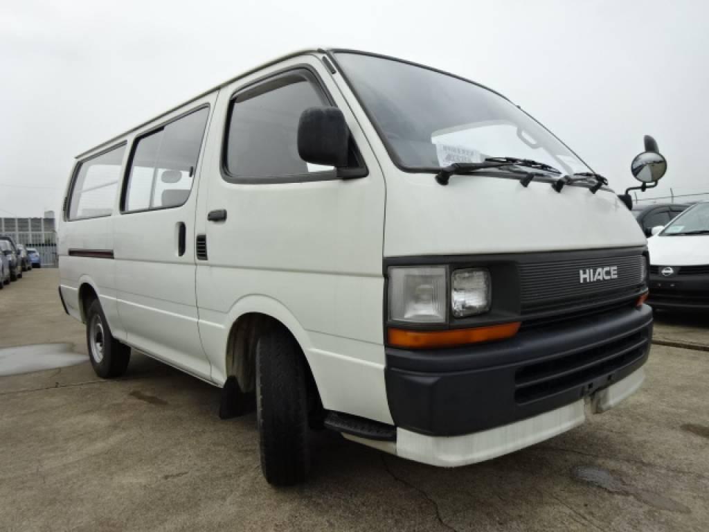 Used 1993 MT Toyota Hiace Van LH113V