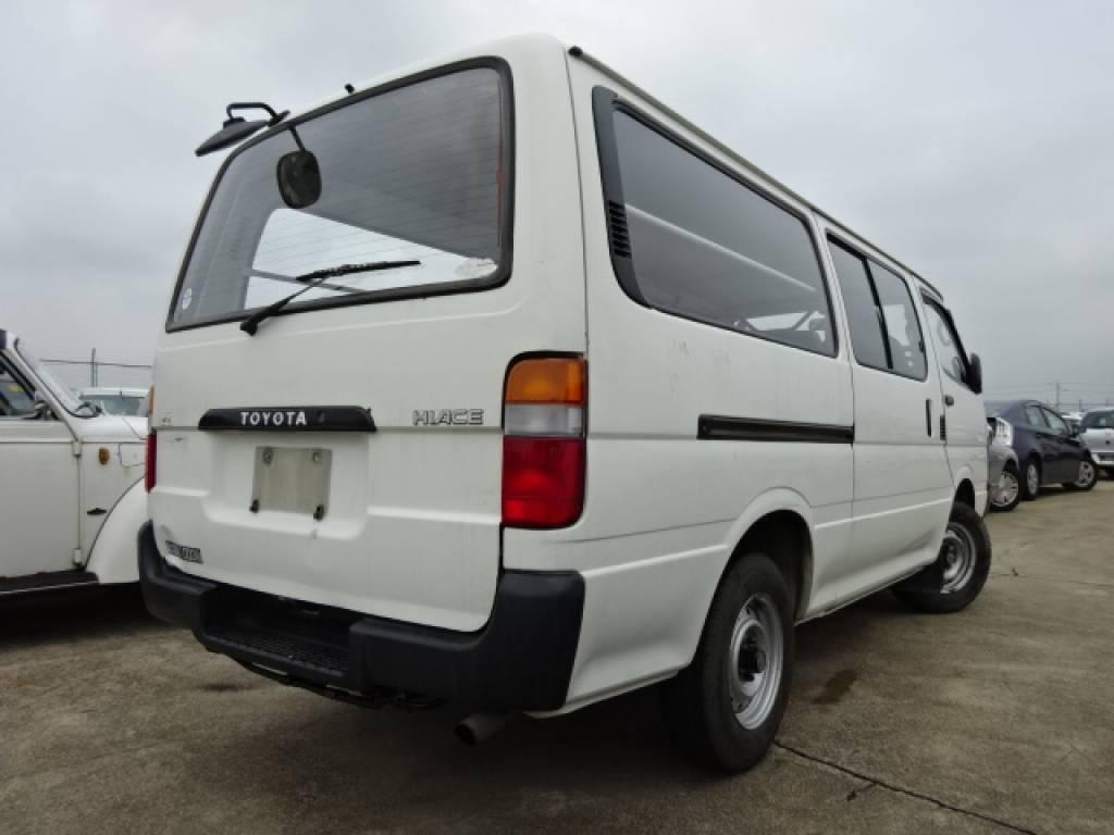 Used 1993 MT Toyota Hiace Van LH113V Image[2]